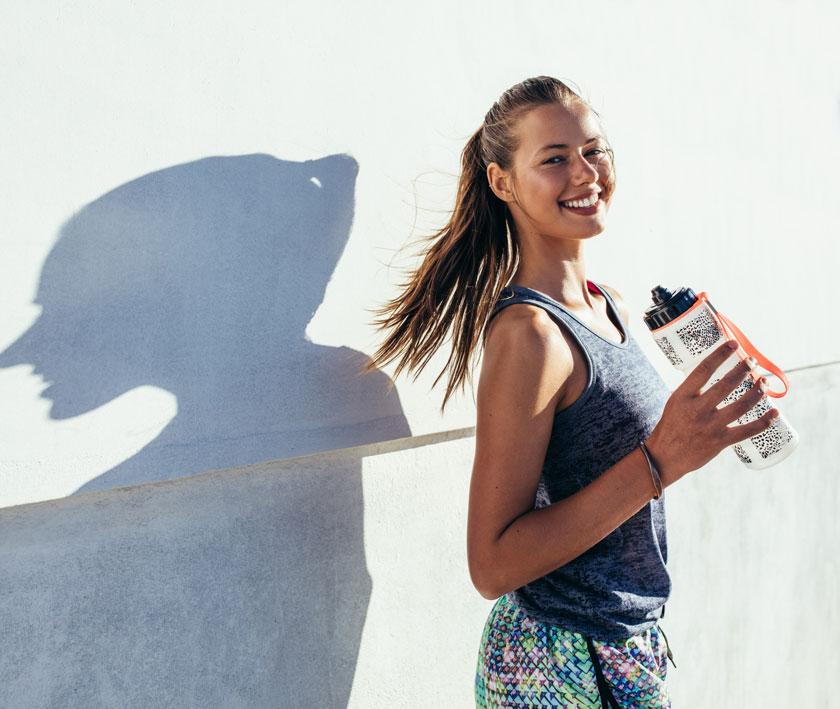Sport-Trinkflasche: Was Du wissen solltest