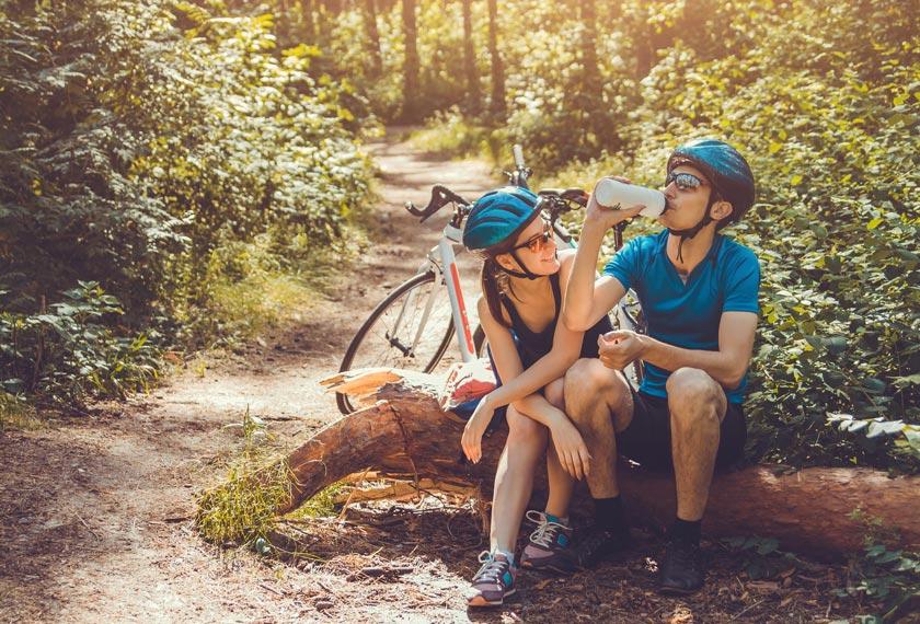 Fahrrad Trinkflaschen: Das solltest Du wissen